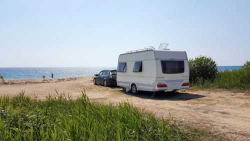Mejores sitios para viajar con autocaravana